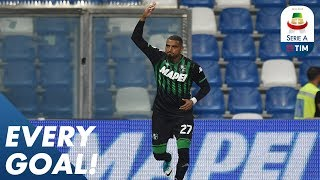 Boateng, Gervinho, Higuaín And Chiesa | EVERY Goal | Round 5 | Serie A
