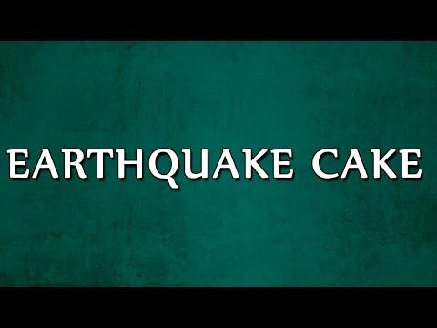 Earthquake Cake | RECIPES | EASY TO LEARN