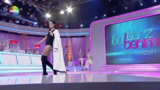 Eurovision'da Türkiye konseptiyle Müge Ökmen