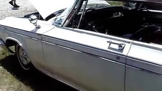 1964  CHRYSLER 300M HARDTOP - RECOVERING FROM DISASTER