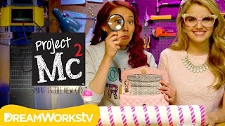 What's In the Bag Challenge with Camryn Coyle: Periscope | Project Mc²