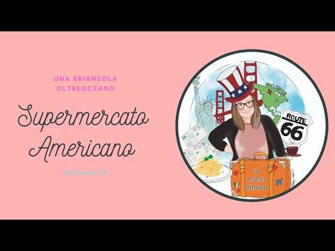 VLOG 1- Facciamo la spesa negli Stati Uniti!