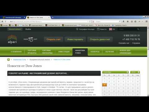 Внутридневной фундаментальный анализ рынка Форекс от 08.09.2014