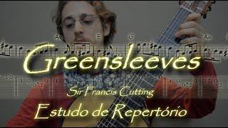 🎼 Repertório: Greensleeves