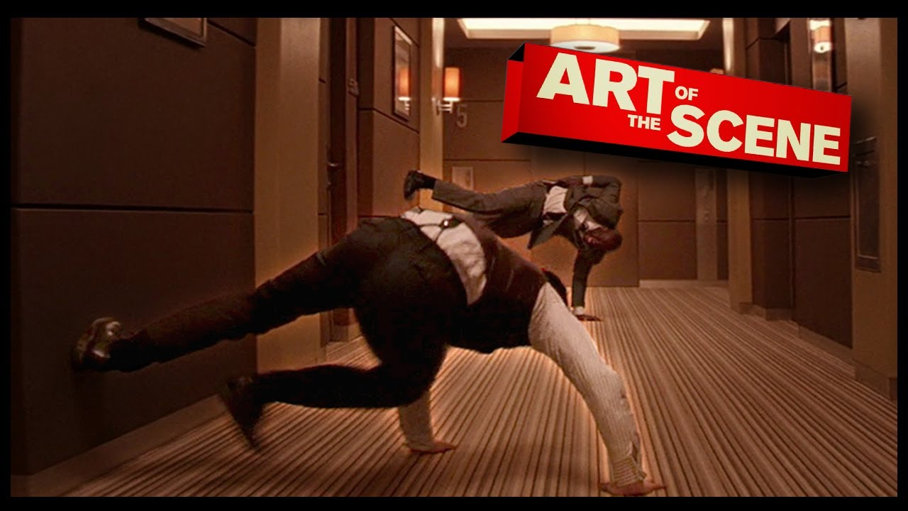 画像: Inception Hallway Dream Fight - Art of the Scene youtu.be