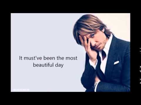 Keith Urban - God Made Woman - Lyrics