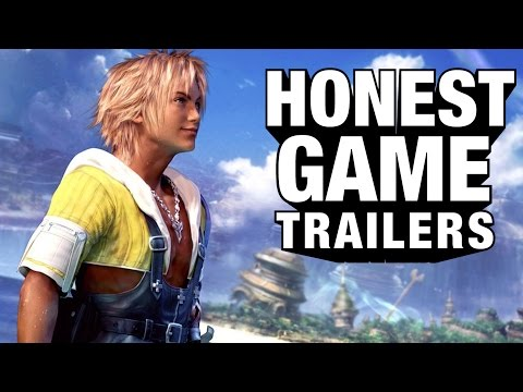 FINAL FANTASY X (Honest Game Trailers) from YouTube · Duration:  4 minutes 31 seconds
