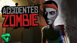 ¡ACCIDENTES ZOMBIE! - Ben and Ed | iTownGamePlay