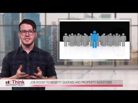 Job Boost to Benefit QLD property investors