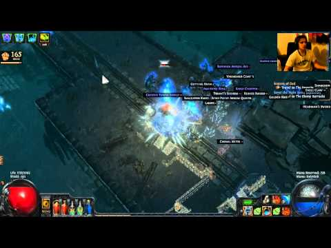 Rampage ladder leading leveling spec - generic freeze pulse