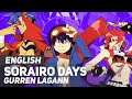 "Gurren Lagann - ""Sorairo Days"" (FULL Opening) 