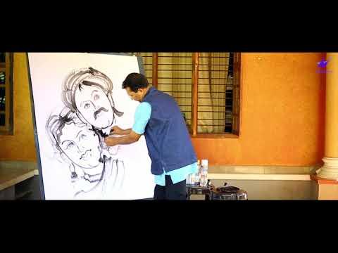 Vk Vtla   Drawing Artist   Episode 1   Thread Art