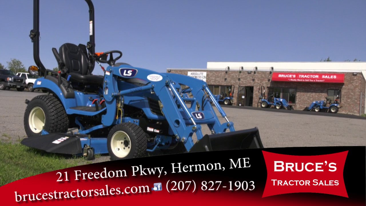 Maine Tractor Dealership | LS Tractor, TYM Tractor, Snow