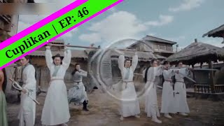 EP: 46   Chinese Drama Clip   天 醒 之 路 Legend Of Awakening   Penyelamatan Dan Pertarungan Lu Ping