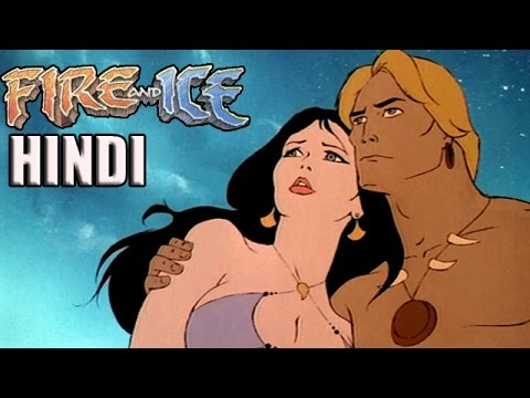 Fire And Ice Full Movie | आग और बर्फ | Animated Movie For Kids
