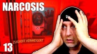 NARCOSIS [013] [In letzter Sekunde] Let's Play Gameplay Deutsch German thumbnail