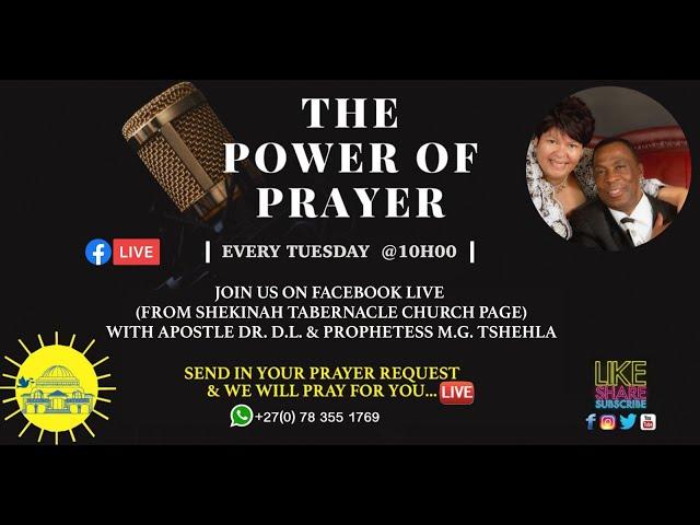Power Of Prayer Service  