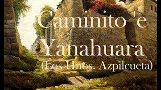 Caminito 'e Yanahuara ( pampeña)