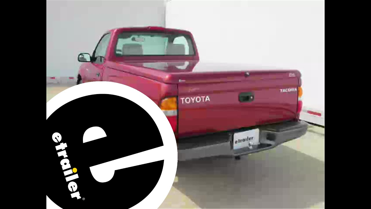 Flat Trailer Wiring Diagram Toyota Tacoma on