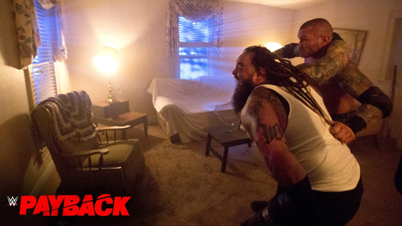House of Horrors Match at WWE Payback 2017 Must Lead to More Experimentation