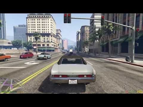 gta v xbox one gameplay 1080p video