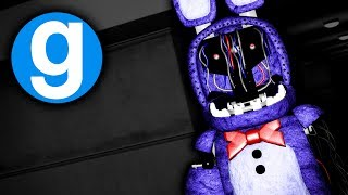 NEW FNAF 2 PILL PACK WITHERED BONNIE IN GMOD! | Five Nights at Freddy's Garry's Mod For Kids Sandbox
