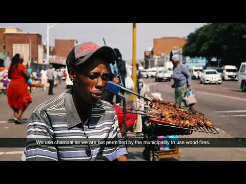 Energy needs and gender in the street food sector - Rwanda, Senegal and South Africa