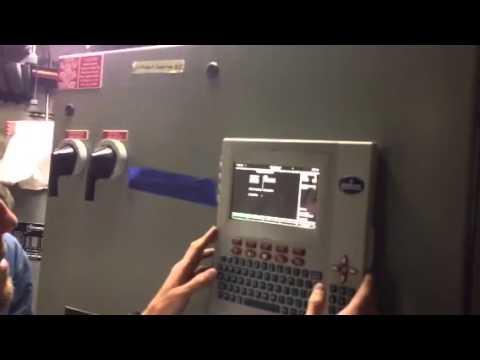 Refrigeration CPC Einstein computer start up