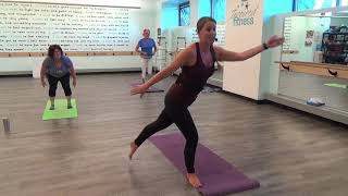 PiYo Stretch and Core with Laura