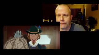 КРЕПОСТЬ ЩИТОМ и МЕЧОМ - Трейлер. Мультфильм 2015 Trailer Reaction
