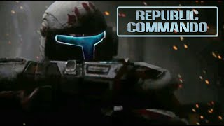 Republic Commando - CGI Star Wars Fan Film