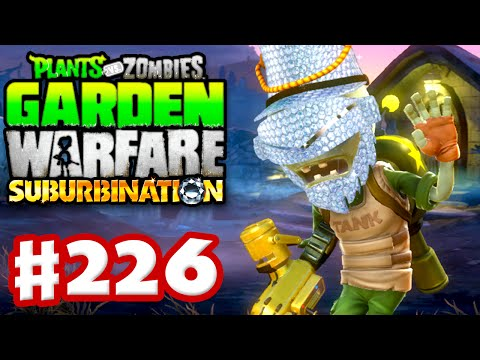 Plants vs. Zombies: Garden Warfare - Gameplay Walkthrough Part 226 - Tank Commander Pro! (PC)
