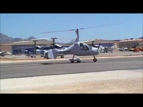 Phenix gyro in the air again