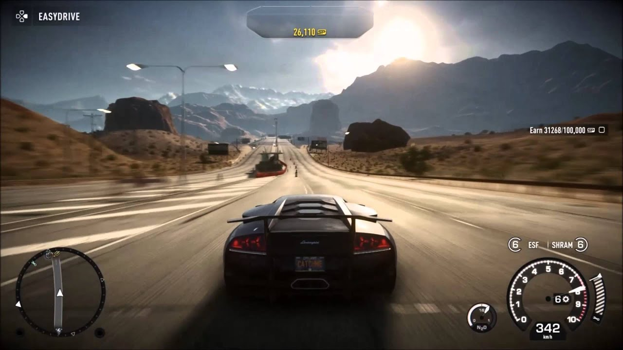 need for speed rivals lamborghini murcielago sv cop ps4 youtube. Black Bedroom Furniture Sets. Home Design Ideas