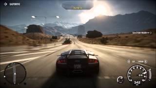 Need For Speed Rivals - Lamborghini Murcielago SV - cop [PS4]
