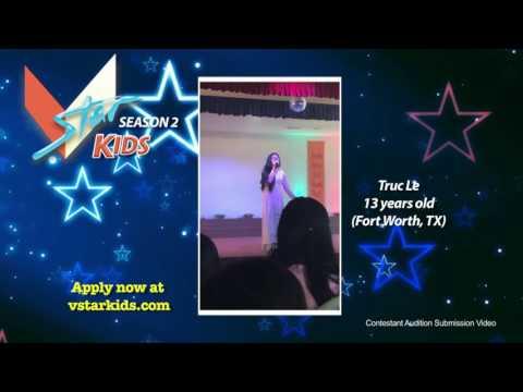 VSTAR Kids Season 2 Contestant #109 – Truc Le