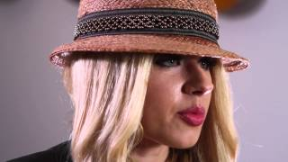 Orianthi and the Roland CUBE-80GX