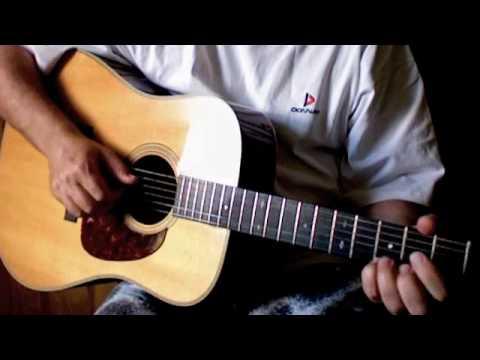 Mexico - James Taylor Guitar Tab/lesson