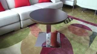 Modern Coffee Table - Scratch Resistant Top - Exclusive By Modernlinefurniture.com
