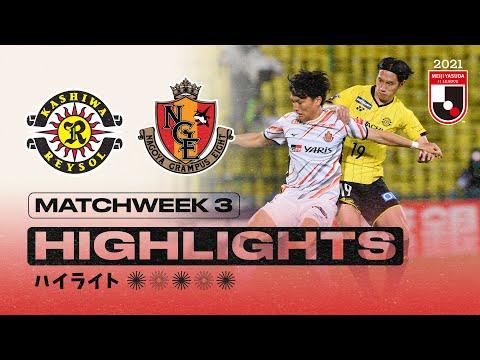Kashiwa Nagoya Goals And Highlights