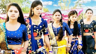 Most Popular Beautiful Girls Dance Video || Stylish Wedding new Timli || Adivasi queen Girls Dance