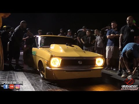 NT Small Block Nitrous Coverage from No Excuses Grudgefest 2019