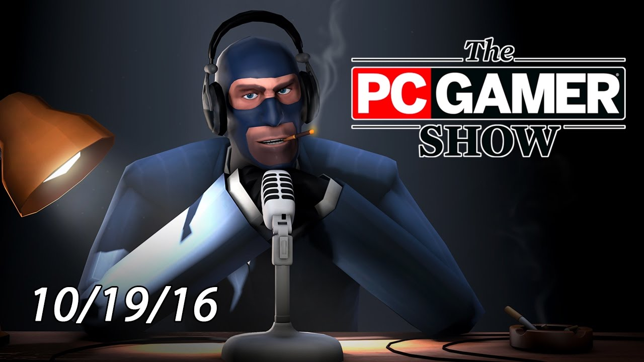 The PC Gamer Show - Red Dead Redemption 2, Civ 6, Tyranny, and more
