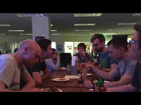 Coinbase Hackathon: No Sleep 'Til Bitcoin [2015]