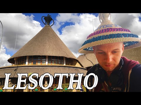 Exploring Maseru, Lesotho + How to get there from Johannesburg, South Africa (Travel Vlog 2019)