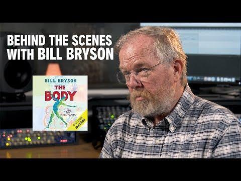 Bill Bryson recording of The Body