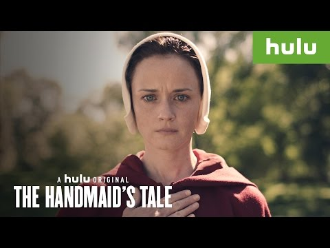 Alexis Bledel on Playing Ofglen • The Handmaid's Tale on Hulu