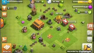 Clash of clans!! Incredibile