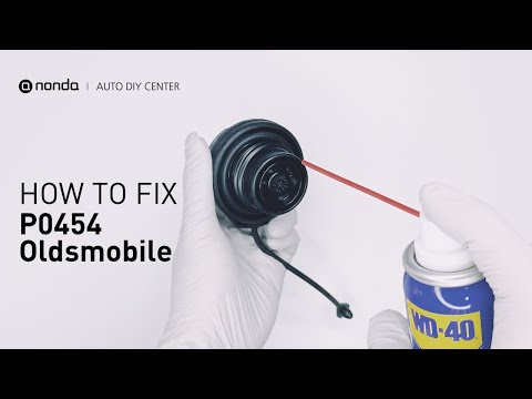 How to Fix OLDSMOBILE P0454 Engine Code in 3 Minutes [2 DIY Methods / Only $4.44]