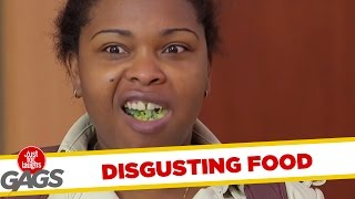 Disgusting Food Pranks - Best of Just For Laughs Gags
